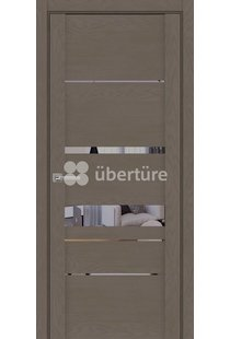 Uberture UNILINE Soft touch 30023 Софт Тортора (зеркало Grey)